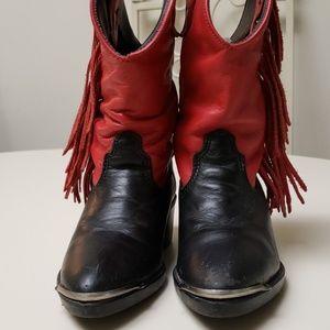 Girls Western boots